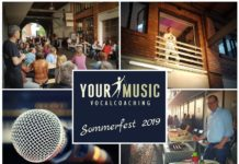 your-music vocalcoaching Sommerfest 2019
